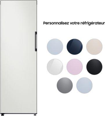 Congélateur armoire Samsung RZ32A74A5AP BESPOKE