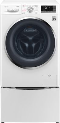 Lave linge frontal LG T94J72WHST TwinWash