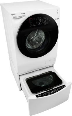 lg twinwash t14g1gwhs lave linge hublot boulanger. Black Bedroom Furniture Sets. Home Design Ideas