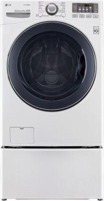 Lave linge hublot LG TWINWash T71K22WHS