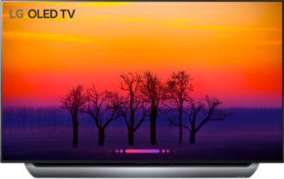 TV OLED LG 55C8 + Barre de son LG SK8