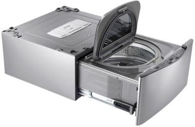 Lave linge hublot LG TwinWash Mini FM27K5IX