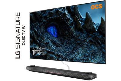 TV LG OLED77W9