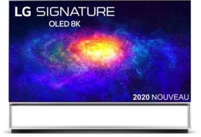 TV OLED LG Signature 88ZX9 2020