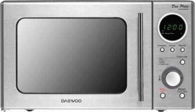 daewoo kor 8bmrduo micro ondes boulanger. Black Bedroom Furniture Sets. Home Design Ideas