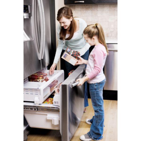 Réfrigérateur Multi Portes RFQEPNXEF Samsung Webdistribcom - Refrigerateur multi portes samsung