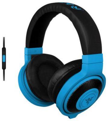 Casque gamer Razer Kraken Mobile Neon Blue