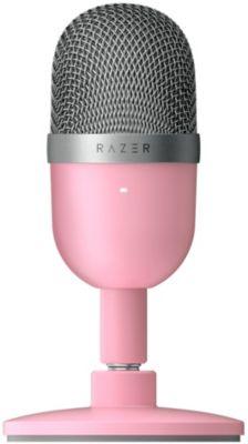 Micro gamer Razer Seiren Mini Quartz