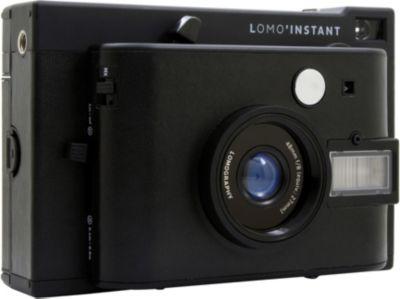 Appareil photo Instantané Lomography Instant Noir + 3 objectifs
