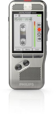 Dictaphone Philips pocket-Mémo dpm7200