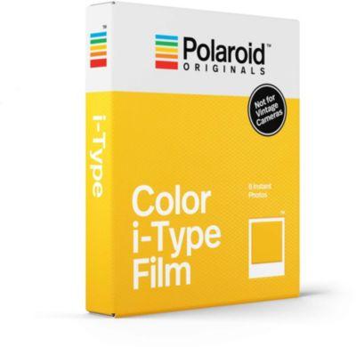 Papier photo instantané Polaroid Originals Color Film for i-Type x8