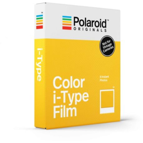 Papier POLAROID Color Film i-Type
