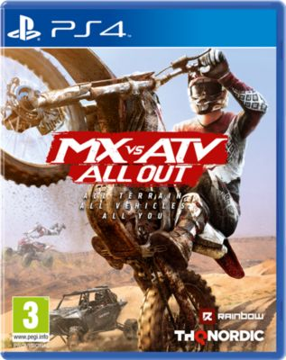 Jeu PS4 Just For Games MX VS ATV All Out