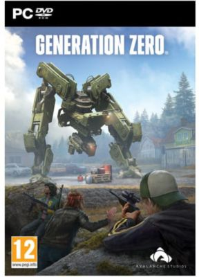 Jeu Pc koch media generation zero