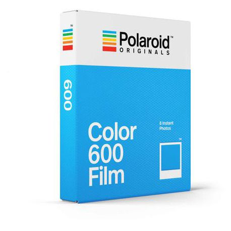 Papier POLAROID Color Film for 600 x8