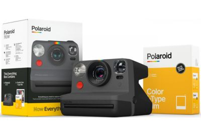 App. Photo POLAROID ORIGINALS Now Black