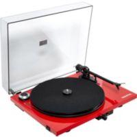Platine vinyle PRO-JECT Essential III rouge OM10 fr