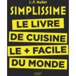 Livre HACHETTE Simplissime cuisine le +