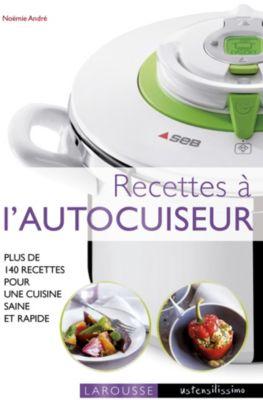 Larousse recettes l 39 autocuiseur livre de cuisine tablette de cuisine boulanger - Tablette recette cuisine ...