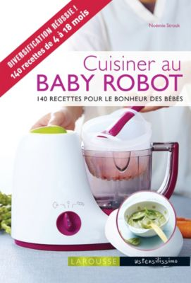 larousse cuisiner au baby robot livre de cuisine tablette de cuisine boulanger. Black Bedroom Furniture Sets. Home Design Ideas