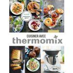 Livre LAROUSSE Cuisiner avec Thermomix