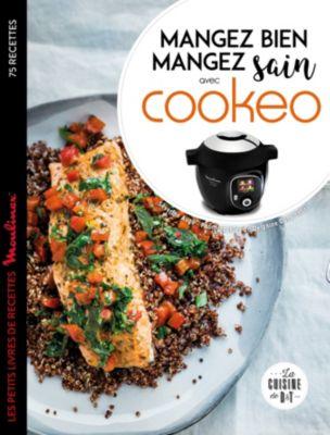 larousse mangez bien mangez sain avec cookeo livre de cuisine tablette de cuisine boulanger. Black Bedroom Furniture Sets. Home Design Ideas
