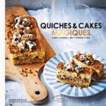 Livre MARABOUT Quiches et cakes magiques