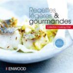 Livre KENWOOD Recettes légères et gourma