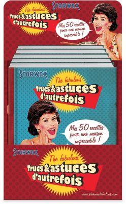 Livre Starwax the fabulous livre de recettes 64 pages x 1 fabulous