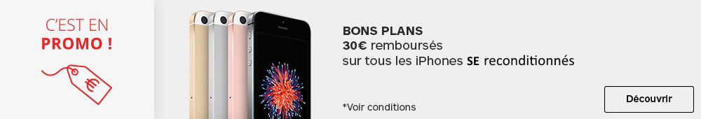 OFFRE RECONDITIONNE