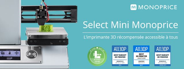 Select Mini Monoprice
