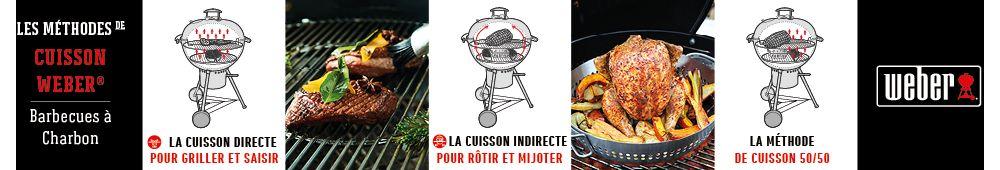 Cuisson Charbon Weber