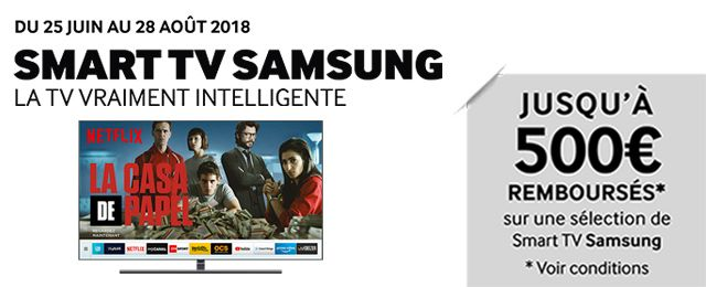 Offre Samsung