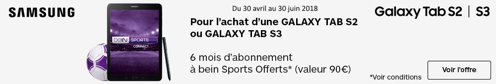 OFFRE BEIN SPORTS