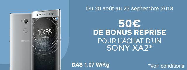 Bonus reprise sony