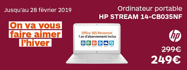 Offre HP