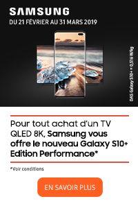Samsung Offre un Galaxy S10