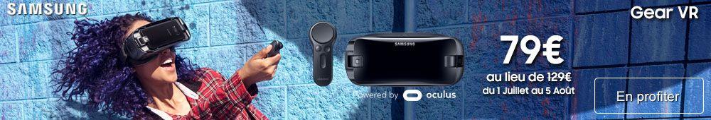 Offre Casque Samsung Gear