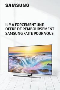 Offre du moment Samsung
