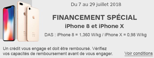 Financement Iphone !