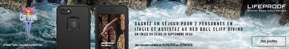 JEU LIFEPROOF
