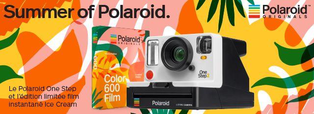 Nouveauté Polaroid