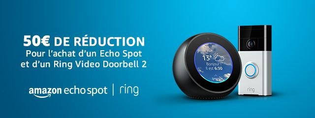 Pack Economique Echo spot