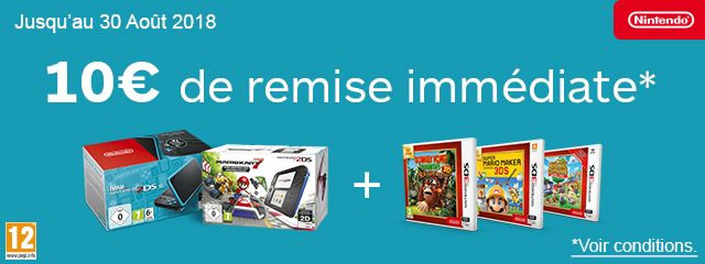 Offre Nintendo
