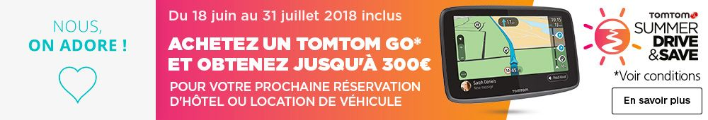 offre Tomtom
