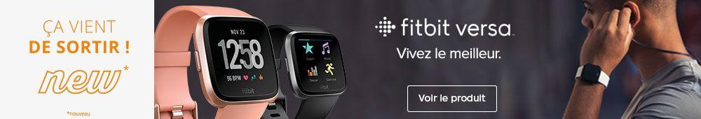 Nouveauté Fitbit !