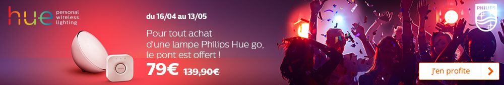 OFFRE PHILIPS HUE