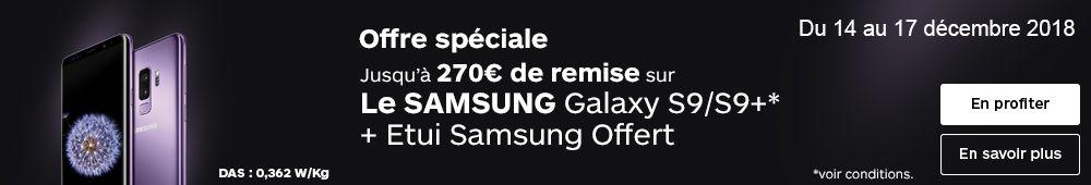 Offre spéciale S9