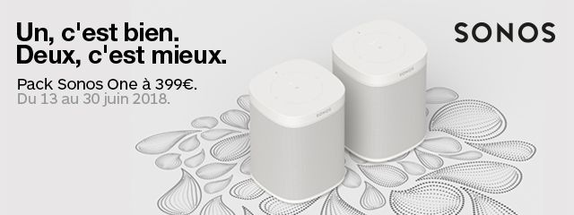 Offre Sonos one