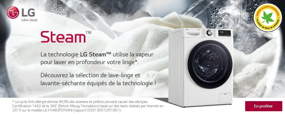 LG Steam
